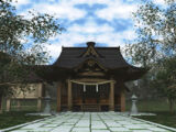Храм Хакурей