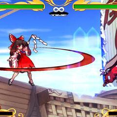 Imagen de una parte del gameplay.