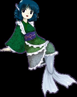Wakasagihime わかさぎ 姫ひめ