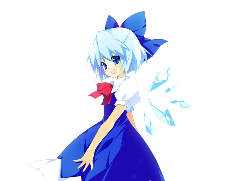 advent cirno game