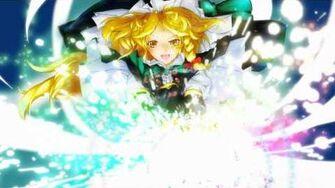 SoEW Marisa's Theme Love-coloured Magic-1