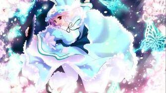 IaMP - Yuyuko Saigyouji's Theme - Bloom Nobly, Cherry Blossoms of Sumizome ~ Border of Life