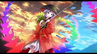 Touhou 15.5 - Inchlings of the Shining Needle ~ Little Princess (Shinmyoumaru Sukuna)