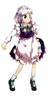 TH09 Sakuya