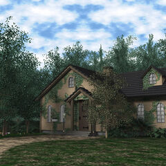 Casa de Marisa en <a href=