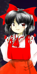Th06reimu portrait
