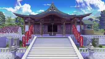 Templo de Myouren TH13.5