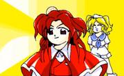 Yumemi y Chiyuri