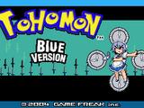 Touhoumon/Blue