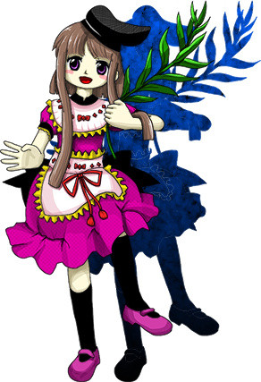 Nishida Satono touhou 16 hidden star in four seasons be8f9ff3ly1fifkddrhj1j20840bvtcp