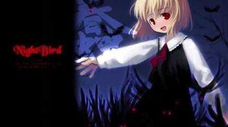EoSD Rumia's Theme Apparitions Stalk the Night