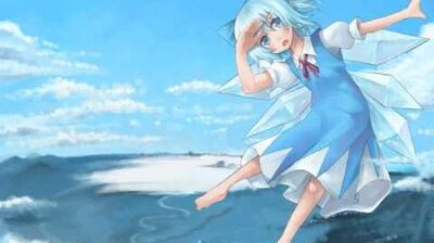 EoSD Stage 2 Boss - Cirno's Theme - Beloved Tomboyish Girl