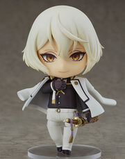 Merch-OrangeRougeHigekiriNendoroid