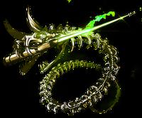 Enemy-Tantou-Green