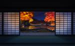 AutumnNightBackground