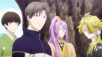 Touken Ranbu -Hanamaru- anime 2nd Season PV