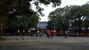 Atsuta Shrine grounds