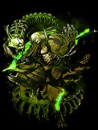 Enemy-Yari-Green