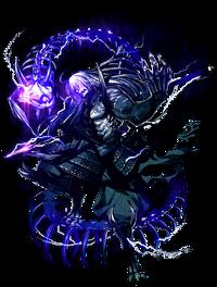 Enemy-Yari-Purple
