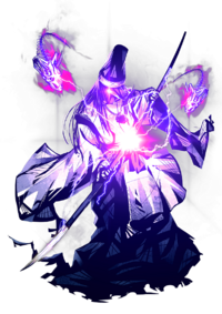 Enemy-Naginata-Purple