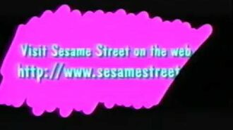 Closing to Elmo's World 2000 VHS (Original Print)