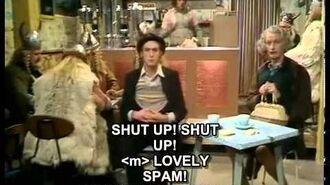 Monty Python - SPAM