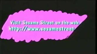 Sesame Street Website Promo (Reverse) 1