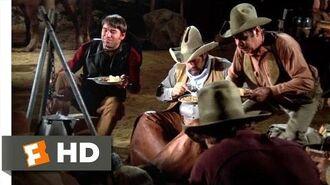 The Campfire - Blazing Saddles (5 10) Movie CLIP (1974) HD