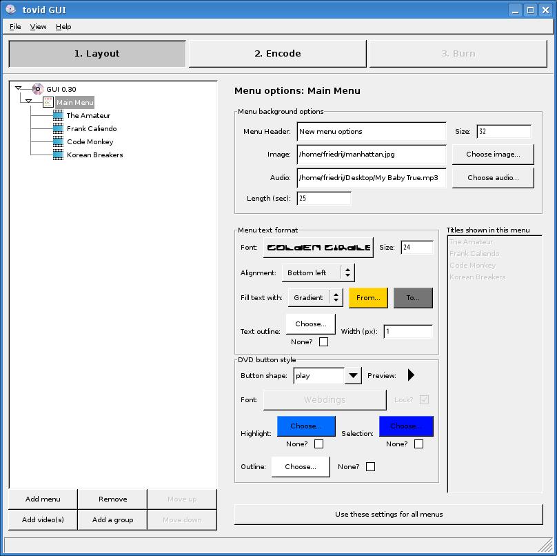 Tovid changelog/tovid 0 3x | Tovid Wiki | FANDOM powered by Wikia