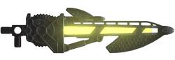 Laserharpune
