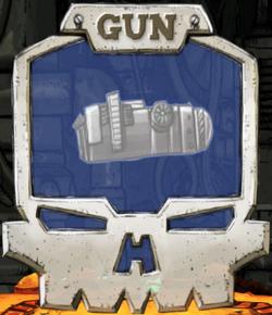 Gun TrollHunter