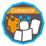 CollectorBadge