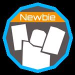 NewbieBadge