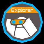 ExplorerBadge