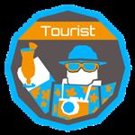 TouristBadge