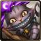 The Smiling Cheshire Cat