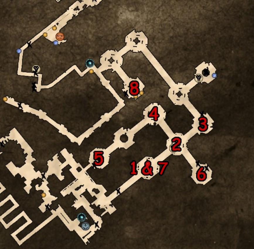 Tower of Time: 5-й этаж