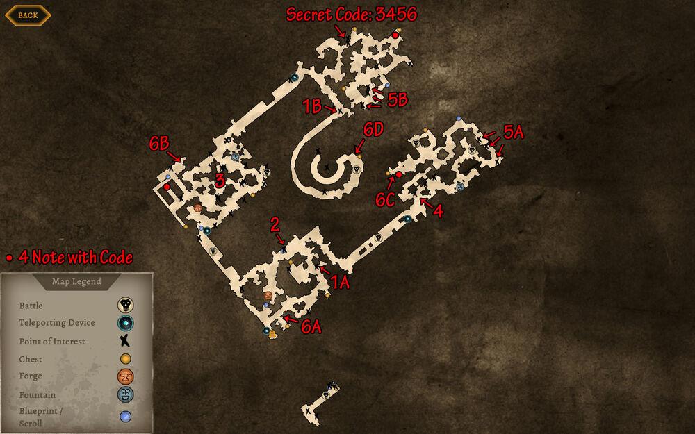 Tower of Time: 6-й этаж