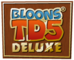 Bloons TD5 Deluxe Logo
