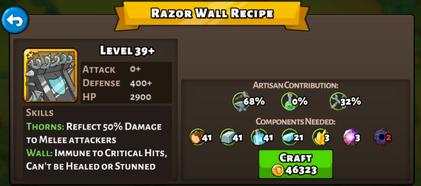 Razor Wall2