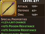 Wand of Endless Suffering
