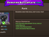Darkfire Battleplate