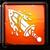 Deft stroke icon