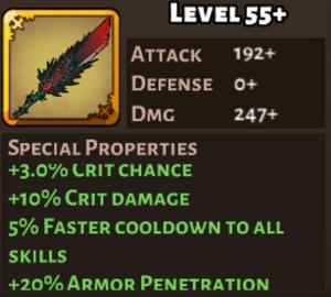 Reaver's Blade