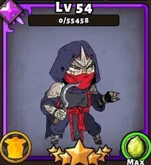 Ninja Status Base temporary