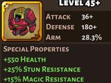 Strength of Legend