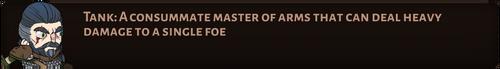 Fighter description