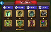 Variation armors
