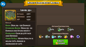 Runic Construct2