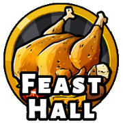 Feast hall icon